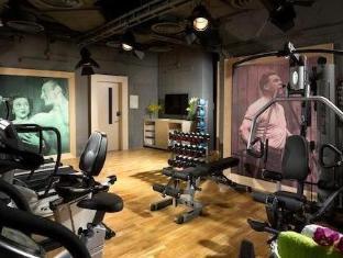 Madera Hong Kong Hotel Hongkong - Fitnessrum