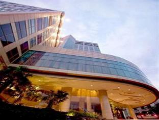 Meritus Surabaya City Centre Surabaya - A szálloda kívülről