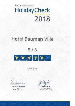 โรงแรมบาวแมน วิลล์