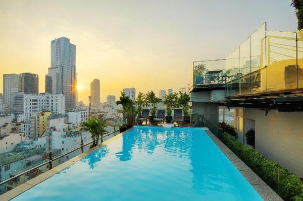 Grand Silverland Hotel & Spa Ho Chi Minh City