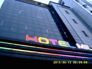 Milano Hotel Seoul - Exterior