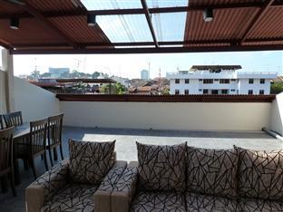 Hotel Hong @ Jonker Street Melaka Malacca - Roof Top Relax Point