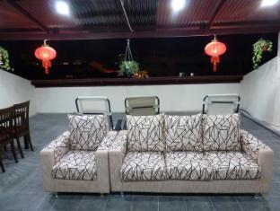 Hotel Hong @ Jonker Street Melaka Malacca - Night View From Roof Top