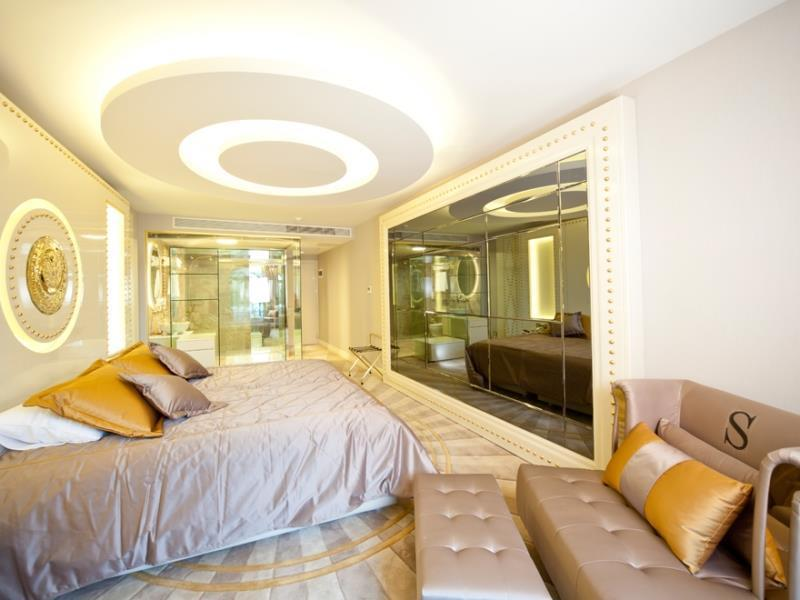 Sura design hotel suites istanbul turkey overview for Decor hotel istanbul