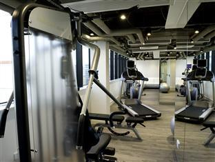 Yi Serviced Apartments Hongkong - Fitnessrum