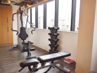 Yi Serviced Apartments Hong Kong - Dvorana za fitness