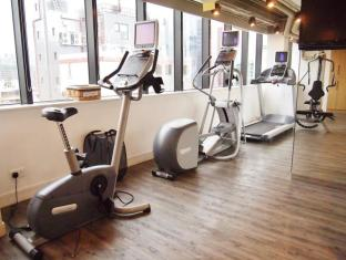 Yi Serviced Apartments Hong Kong - Ruangan Fitness