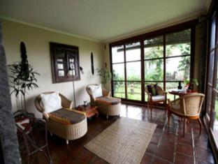 Sanda Boutique Villas Бали - Интериор на хотела
