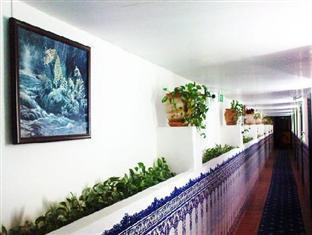 Pousada de Coloane Beach Hotel Macao - Hotellet indefra