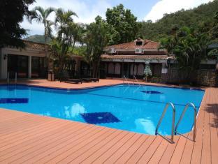 Pousada de Coloane Beach Hotel ماكاو - حمام السباحة