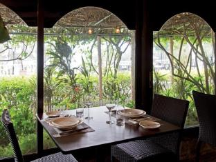 Pousada de Coloane Beach Hotel ماكاو - المطعم