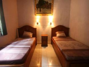 玉立阿媞酒店 巴厘岛 - 客房