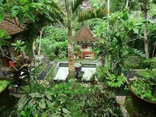 玉立阿媞酒店 巴厘岛 - 花园
