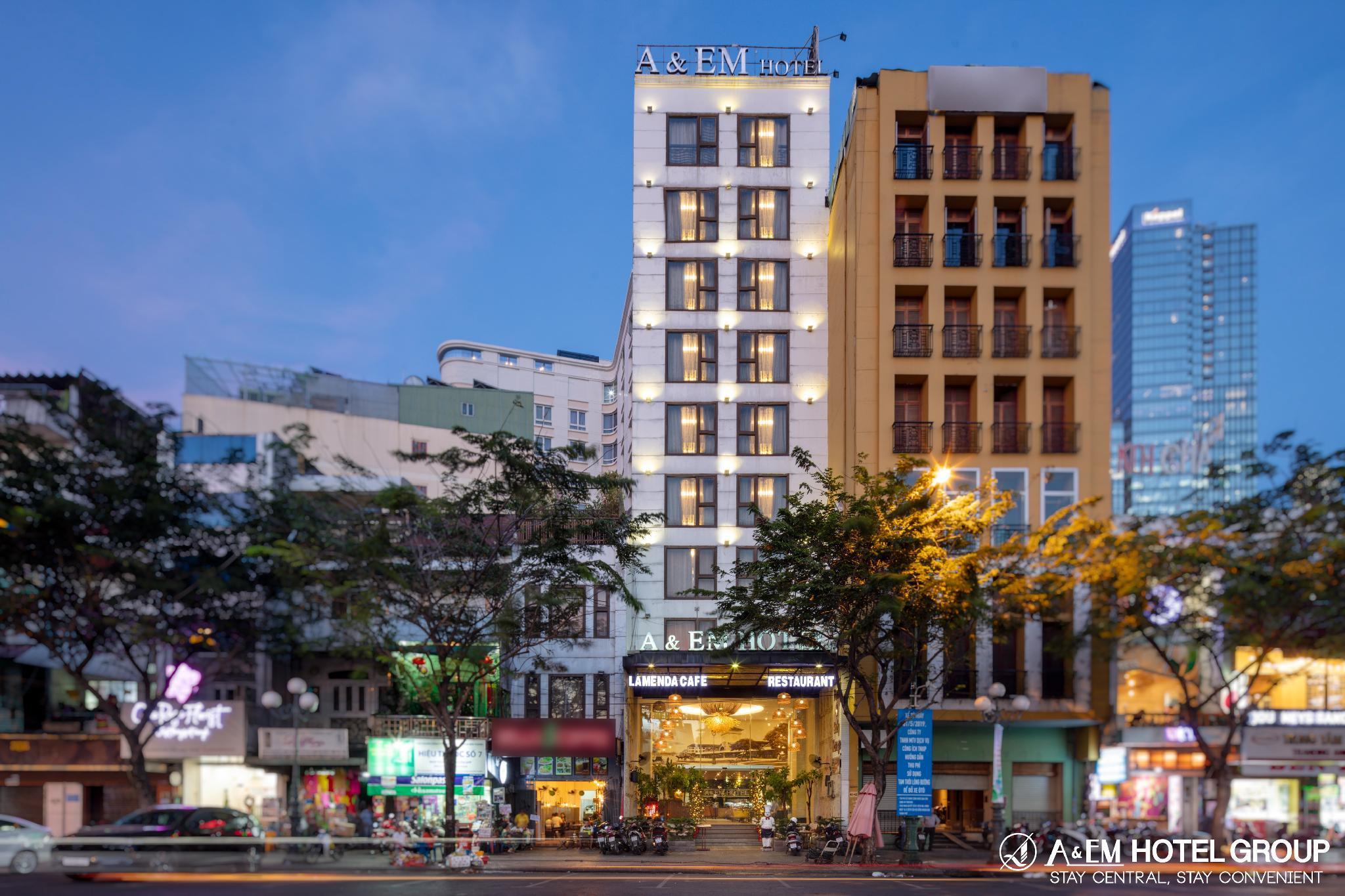 A&Em Phan Boi Chau Hotel