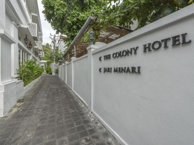The Colony Hotel Seminyak