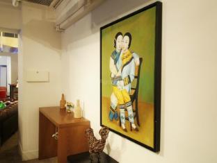 迷你酒店中环 香港 - 大厅