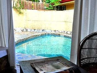 Agila Pool Villas Resort Mesto Cebu - balkon/terasa