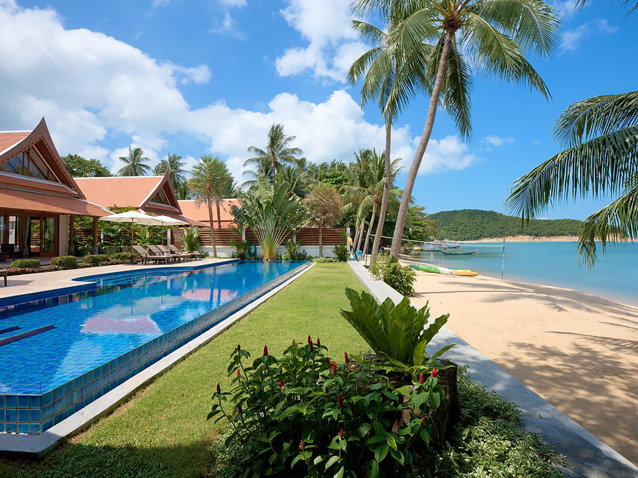 Tawantok Beach Villas ตะวันตก บีช วิลลา