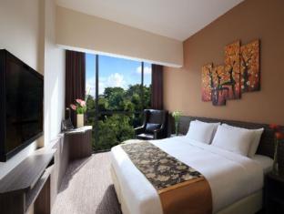 Bay Hotel Singapore Szingapúr - Vendégszoba