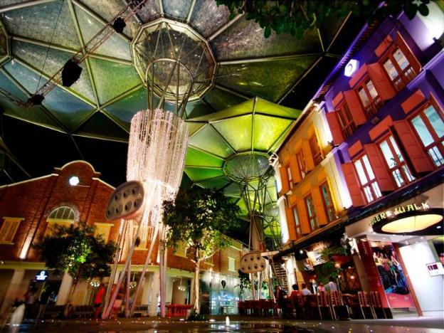 Travelodge Harbourfront Singapore