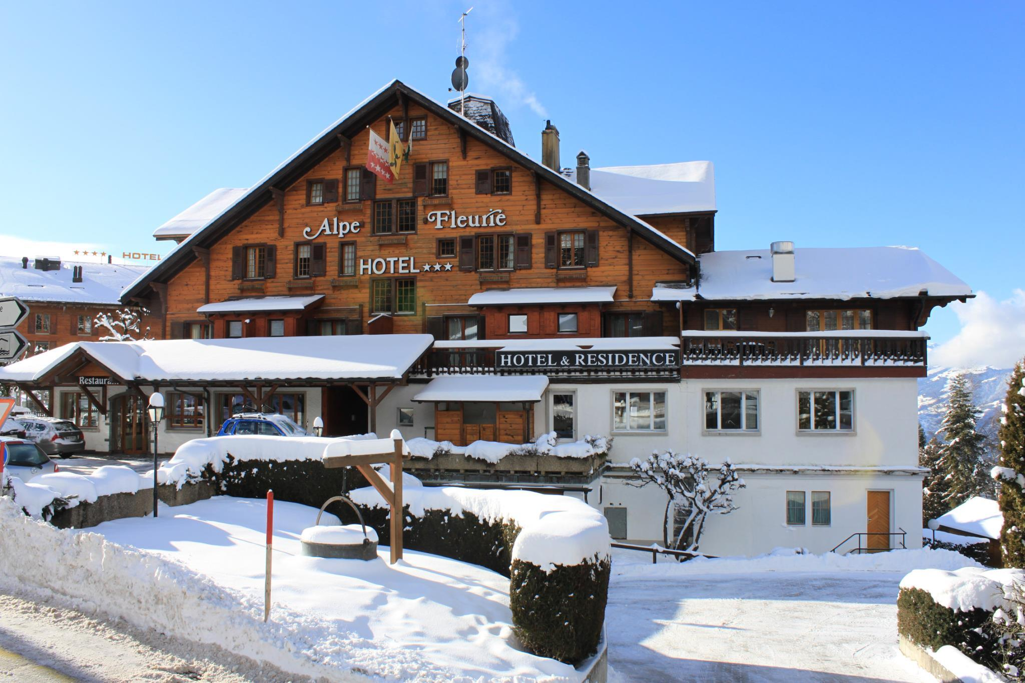 Alpe Fleurie Hotel And Residence