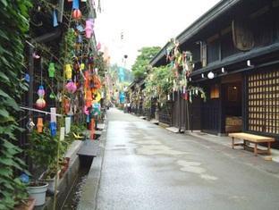 Minshuku Iwatakan Takayama - Surroundings