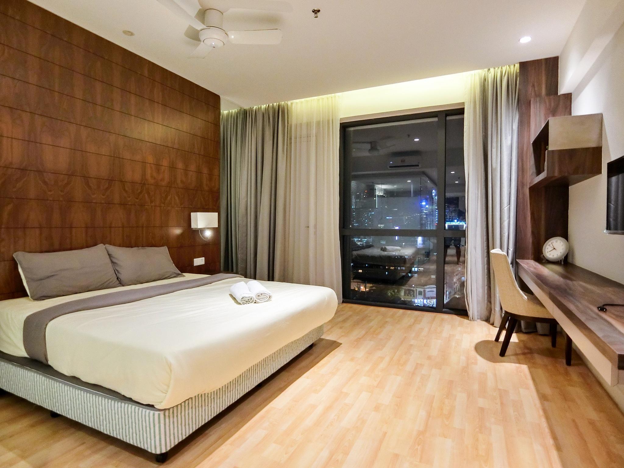 Great View Cozy Studio @ Jalan Pudu