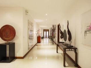 Villa Baan Phu Prana Phuket - Indgang
