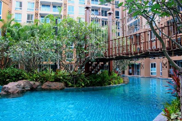 แอตแลนติส คอนโด รีสอร์ต พัทยา อีวีที – Atlantis Condo Resort  Pattaya  EVT