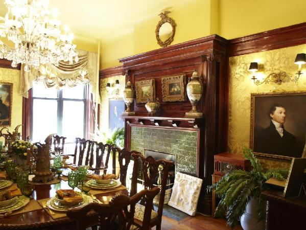 The New York Renaissance Home & Guesthouse Harlem New York