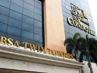BSA Twin Tower Ortigas Manila - Exterior