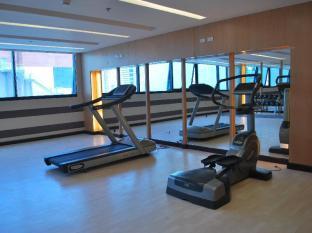 BSA Twin Tower Ortigas Manila - Fitness Room