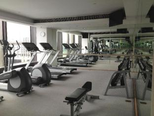 CHI Residences 138 Hong Kong - Fitness Salonu