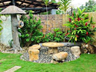 Panglao Bed and Breakfast Panglao Island - Zahrada