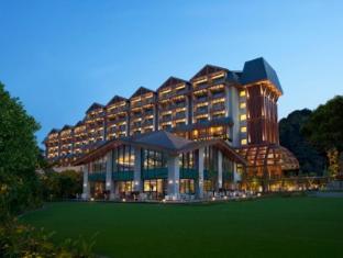リゾーツ ワールド  セントーサ エクアリウス ホテル