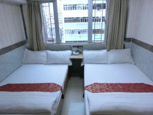Geo-Home Holiday Hotel Hong Kong - Quad Room (4 persons)
