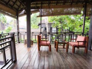 Villa Lao Vientiane - Balcony/Terrace