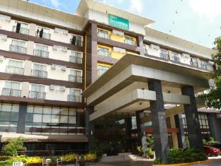 Dohera Hotel Mandaue - Фасада на хотела