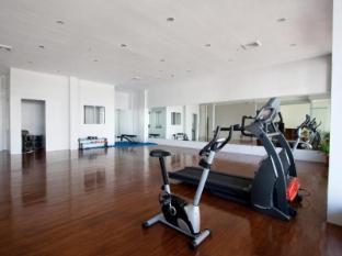 Dohera Hotel Mandaue Stadt - Fitnessraum