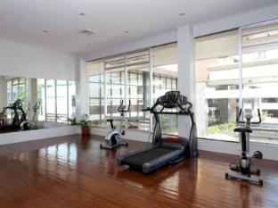 Dohera Hotel Mandaue City - Fitnessruimte
