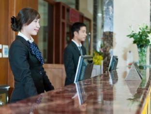 Muong Thanh Xa La Hotel Hanoi - Reception