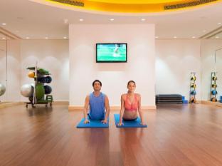 Conrad Macao-Cotai Central Makao - Fitness Salonu