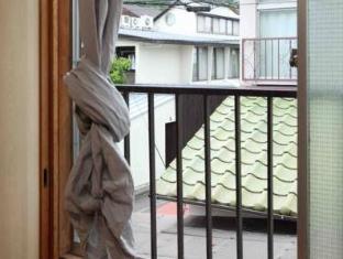 Golden Pavilion House Kyoto - Balcony/Terrace
