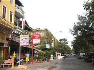 Raksmey Wat Phnom Guesthouse