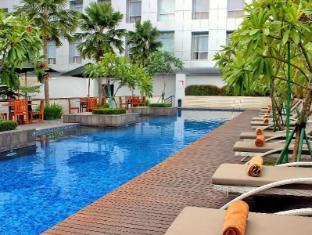Santika Premiere Dyandra Hotel & Convention – Medan Medan - Bazén