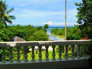 The Cove House Bed & Breakfast Panglao Island - Balcony view