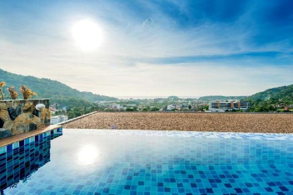 Kata Ocean View 2 Bedroom with Wellness Center B2 Phuket