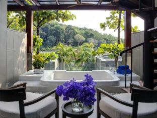 Avista Hideaway Resort & Spa Phuket פוקט - חדר שינה