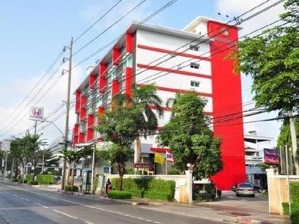 Thamrongin Hotel Bangkok