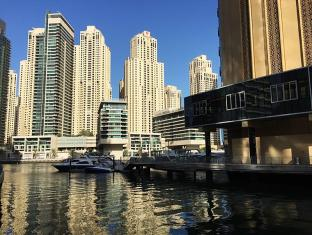 Pearl Marina Hotel Apartment Dubai - Public Waterfront Restaurants/Cafe